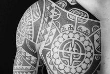 Tatuaje de pecho