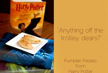 Birthday Party Treats / Potter Themed Food & Drinks