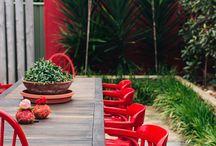Jardim,verde, idéias