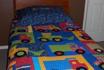 patchwork ágyterítők