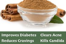 health benefits / cinnamon