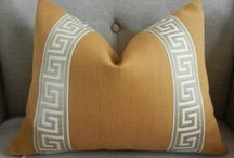 Pillow details / by Donna Dorsey