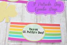 St Patty's Crafts and Recipes