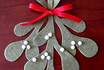 DIY  / I need to make a mistletoe myself. I'm really crap at anything crafty. Hope this helps.