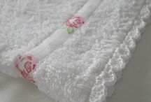 Beautiful towels