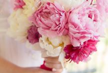 Bröllopsblommor / Vackra brudbuketter och andra bröllopsblommor