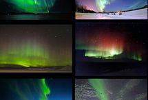 Aurora Borealis / by Christine Gassman