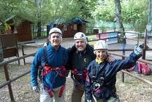 Coaching with The Adventure Rope Course