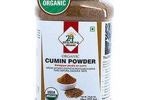 Buy Online 24 Mantra Organic Cumin Powder from USA