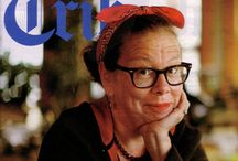 Lynda Barry Fan  / Artist, author, teacher Lynda Barry; I am inspired by the small and ordinary in her work. / by Ann Moyle