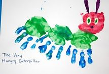 The Very Hungry Caterpillar Unit Study / by Karina Hutton