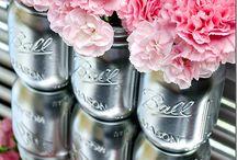 Mason jars / by Jane Clark