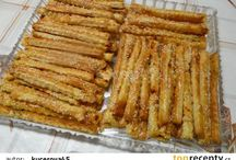 slané pečení