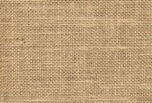 Burlap / by Katrina Mosher