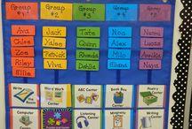 Kindergarten: Centers / by Lauren Carroll