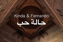 Kinda & Fernando   حالة حب   Arabic Wedding in Seville / Kinda & Fernando Wedding Video