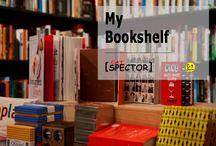 My Bookshelf / I have read.. (source: instagram.com/cat_spector)