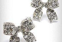 Diamonds are a girls best friend ;)