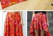 Redesign av klær