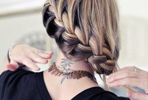 Hair and Nails / styles, and etc. / by Marilyn DiPasquale