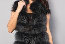 Divina fur collection / Odzież z naturalnych futer