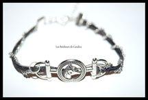 bijoux en crins / ma passion?  les chevaux et ma jument <3 alors j'ai eu envie de réaliser des bijoux en crins en souvenir <3