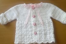 HAND MADE / My crochet and knitting
