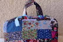handmade unique items / Handmade unique items.Patchwork creations, bags, handbags, boxes, quilts, covers