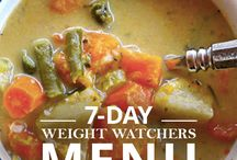 Weight Watchers-Friendly Recipes / Recipes while doing the weight watchers diet  / by The Rebel Chick {Jenn Quillen}