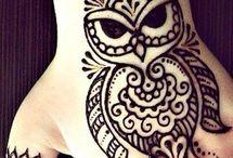 tattoos owls