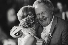 Daddy's girl - wedding moments