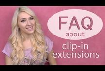 HAIR / Styling / extensions /