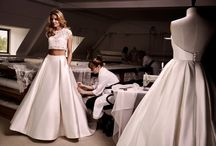 Passionate Bridal Collection / Classical romance meets modern elegance in the Passionate collection. The collection draws inspiration from a preceding glamorous era and traditional artistry with modern clear lines to deliver opulent, refined bridal wear.