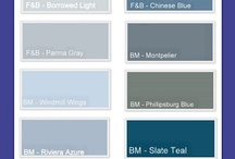 petrol kleur huiskamer