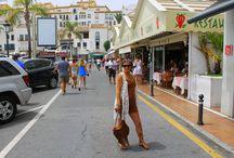 """El ante esta de moda / Para terminar la semana os dejo mi nueva entrada: """"El ante esta de moda"""", un nuevo #lookpropuesta en Puerto Banús http://www.laprincesarosa.com/entradas/el-ante-esta-de-moda-.html  #bloggermoment #modaquemola #puertobanus #holidays #ultimospostdevacaciones #ante #lujo #marbella #elsur #laprincesarosa #crochet #nosvamosalsur #querapidopasalobueno #lookpropuesta"""