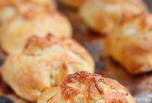 Recipes: Breads / rolls