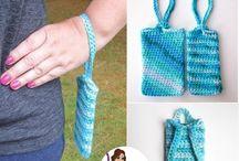 Mobile Cover Crochet