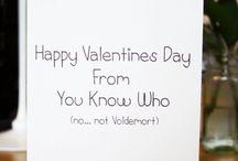 Valentýn s motivy Harryho Pottera