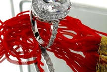 Cubic Zirconia Anniversary Rings
