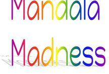 Mandala virkkaus