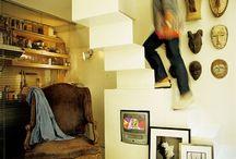 Studio living / by Jill Barillot