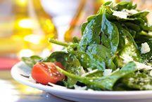Food summer, winter, spring & fall  / Sol, sommer, smag og hjemmelavet.
