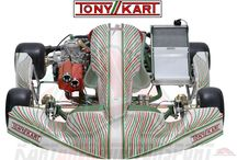 TONY KART 2015 chassis / Find all chassis and accessories on www.kartarenamotorsport.co.uk