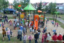 Dr Spil Polska Place zabaw realizacje / Realizacje projektów place zabaw.