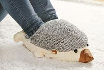 Cozy Slippers / The best foot warmers from TrendHunter.com