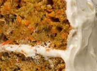 Carrot cake recipes / recipes