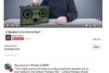 Thodio Freedom Hifi reviews / The best boomboxes on the planet, 100% hand made in the Netherlands. Works with iPod, iPhone, iPad and all other devices with audio output or bluetooth. More info:  http://store.thodio.com/