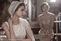 1920's Vintage Wedding style/奢華20年代復古風 / White STYLE | Vintage Wedding Dresses | Luxury Bridal Gown | 1920s | #Bridal #Bridalgown #1920s #vintage #Gastby #Wedding #Weddingdress #White #Fasion #Party #Style #Luxury