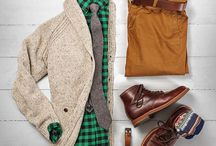 Fall Fashion Lookbook for Men / Men, don;t fall behind on Fall Fashion. Time to stock up. #mensfashion #men #fashion #fallfashion #fall #style