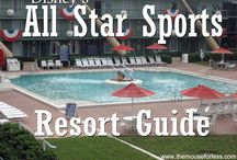 Disney's All-Star Sports Resort - a Walt Disney World Value Resort / A Value Resort located near Animal Kingdom. Resort maps, discount codes, savings, information, room layout, resort guides, tips, fun facts, dining, menus, food, photos, room rates, vacation packages, recreation, pools, kid's activities, and other important information to help you plan your Disney vacation.
